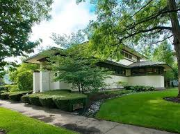 Prairie Home Style Mapping 16 Frank Lloyd Wright Houses For Sale Right Now