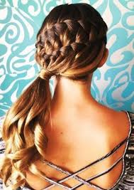 cute girl hairstyles how to french braid 15 different french braid hairstyles