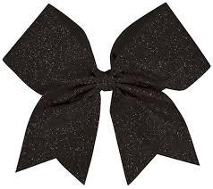 African American Cheer Hair Bows | black cheer bow khs uniforms practice wear pinterest cheer