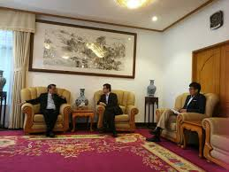 bureau du premier ministre l ambassadeur sun gongyi rencontre le conseiller economique du