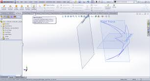 tutorial abstract star pattern in solidworks grabcad