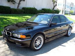 bmw 7 series 740i 1999 auto images and specification
