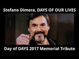 Days Of Our Lives Meme - days of our lives cast remembers joseph mascolo stefano day of