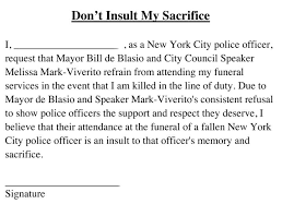 exclusive only 850 nypd officers signed de blasio petition ny
