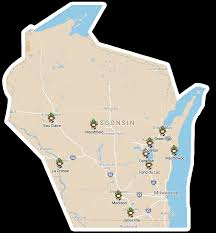 Kohler Wisconsin Map by Festival Foods Turkey Trot Home