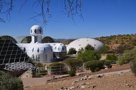 being tourists in tucson sonoran desert museum and biosphere 2