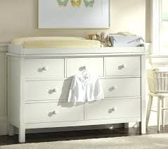 Dresser As Changing Table Superb White Dresser Changing Table Combo Autumn 4 Drawer Dresser