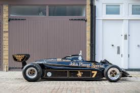 john player special livery collectorscarworld com 1982 lotus 91 in the famous jps livery