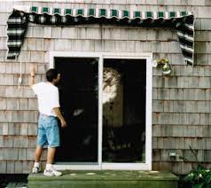 Window Awning Window Awnings Traditional Style With Sunbrella Fabric Pyc Awnings