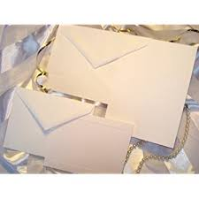 blank wedding invitation kits 50 set wedding or party invitation kit blank with