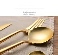 amazon com jinsen customized stainless steel flatware set with