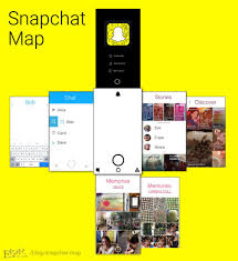 Columbia College Chicago Map by Snapchat U0027s Map Feature Lets You Track Your Friends Around The Globe
