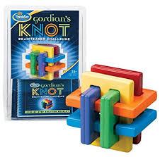 Challenge Knot Thinkfun Gordians Knot Launchpad