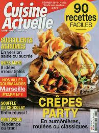 magazine cuisine actuelle direct éditeurs le service client des diffuseurs de presse