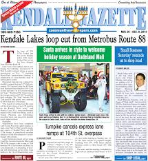 lexus of kendall pinecrest fl kendall gazette 11 26 2013 by community newspapers issuu