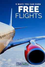 how to fly for free and save money on travel club thrifty