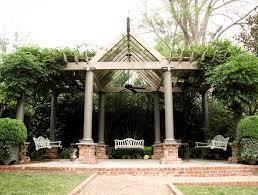 pergola swing patio mediterranean with arbor brick european