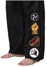 Karate Kid Skeleton Costume Karate Kid Cobra Kai Costume