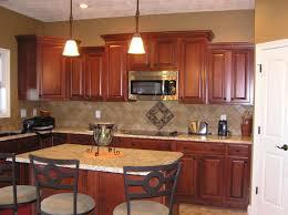 backsplash maple cabinet kitchen ideas best maple kitchen