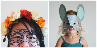 12 cool halloween masks for kids and adults best funny and scary