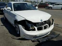 bmw 1 series for sale salvage bmw 1 series cars for sale and auction