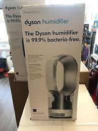 dyson humidifier and fan dyson am10 0 8 gallons humidifier fan white silver 885609004273