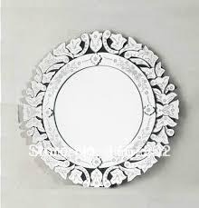 Powder Room Salon Interior Venetian Mirror Decorative Mirrors For Bathrooms