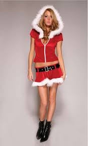 christmas party dress hooded jacket with skirt christmas dress and party dress trendy
