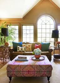 nice bohemian living room decor in interior designing home ideas