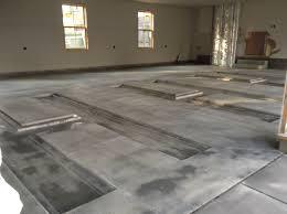 concrete floor pre cast garage floors a pietig concrete brick
