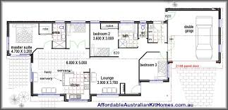 House Plan Australia Modern Australian House Plans Bedroom With Open Floor Plan