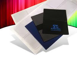 Magnetic Business Card Holder Altus Vinyl Vinyl Business Card Holders