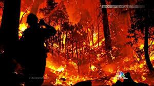 Alaska Wildfire Climate Change by Alaska Wildfires Hundreds Of Blazes Burn Across State Nbc News