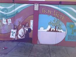49 of san francisco s most awesome murals mapped to sam jordan s bar which was a popular neighborhood spot for more than 40 years fleming has also painted murals at trader joe s stores around town