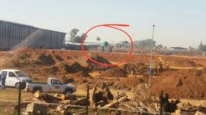 lexus kempton park two men found tied up burned to death at construction site