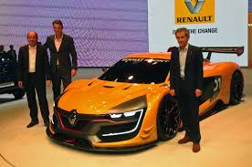 renault sport rs 01 renault reveals new 493bhp racing car