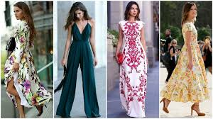 semi formal attire women summer wedding dress code what to wear to