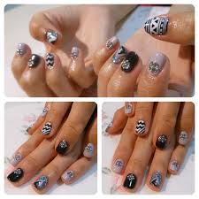 cute u0026 easy nail designs with crystals for beginners