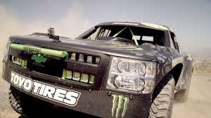 hoonigan truck logan goes off road with u201cballistic u201d bj baldwin for hoonigan u2013 trust
