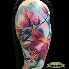 100 best magnolia tattoo images on pinterest flower clouds and