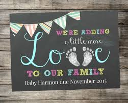335 best pregnancy announcements images on third baby