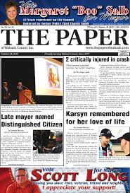 halloween city marion indiana the paper of wabash oct 28 2015 issue by the paper of wabash