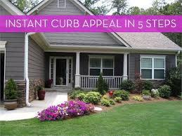 my landscape ideas boost 5 easy ways to improve your home s curb appeal curbly