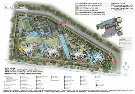 principal garden floor plan u0026 site plan call 6100 0607 showflat