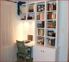 bookcase bookshelf with desk built in ikea diy built ins