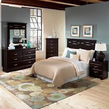 Standard Bedroom Furniture by Standard Furniture Crossroads 3 Piece Panel Headboard Bedroom Set