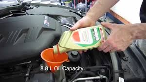 lexus v8 oil capacity how to change the oil in your bmw m3 youtube