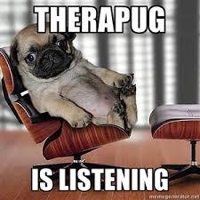 Depressed Pug Meme - mental illness memes blahpolar
