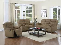Reclining Living Room Sets Coaster Rodman Casual Motion Sofa With Pillow Arms Value City