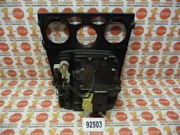 used 2004 hyundai santa fe a c u0026 heater controls for sale